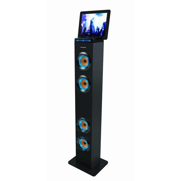 This awesome speaker tower has bluetooth. Doesn't it look great? #CyberMonday http://www.overstock.com/9513385/product.html?CID=245307