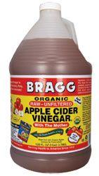 Benefits of raw apple cidar vinegar