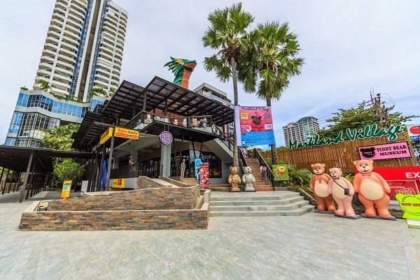 The Teddy Bear Museum in Pattaya, Thailand