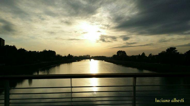 Alessandria - Ponte della Cittadella - Ponte Meier
