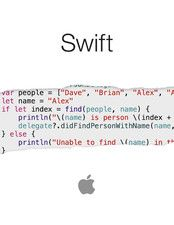 ••The Swift Programming Language•• $0 iBook - the official handbook/guide/tour/reference to the world's new, most advanced, easy, powerful Code Language by Apple – that is Objective-C minus the C baggage ; ) • announced at WWDC June 2, 2014 - downloadable for developers