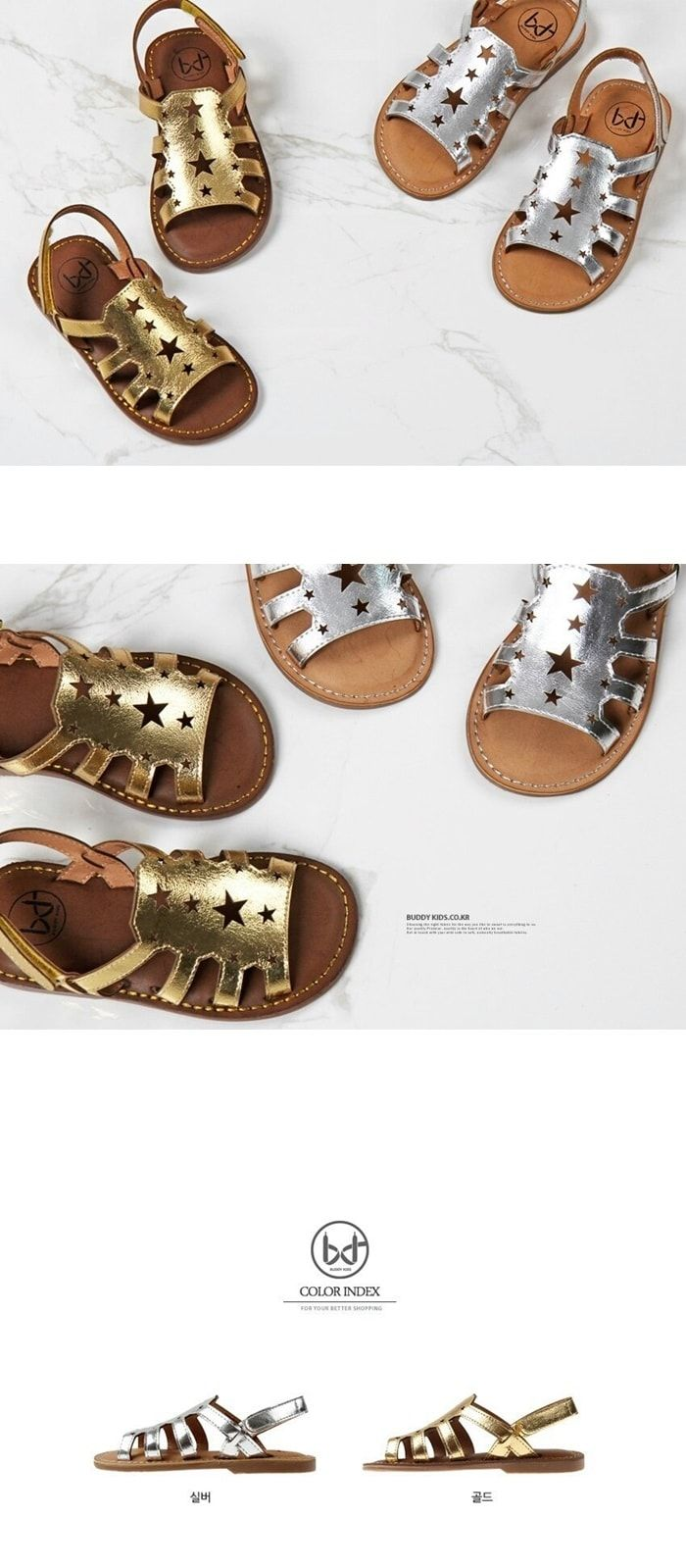 9175fd315 BUDDY - Korean Children Fashion -  Kfashion4kids - Toto Sandals
