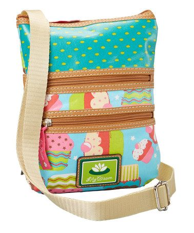 Love this Bake Sale Mini Multi-Section Crossbody Bag - Women by Lily Bloom on #zulily! #zulilyfinds