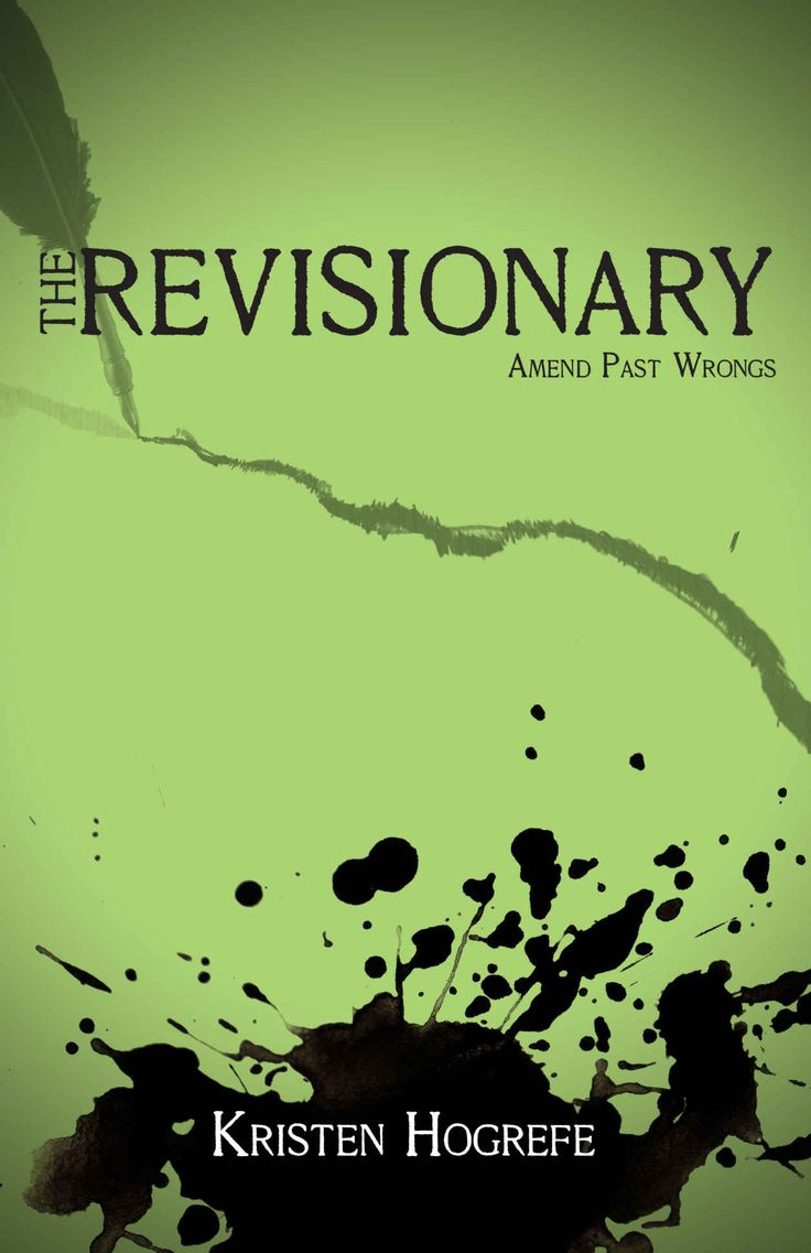 Hi friends here is my review of The Revisionary, book 1 in the series.