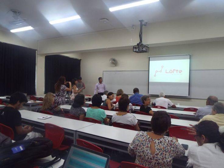 Luigui Vidal Rivas 05-03-2017 El sábado 4 de abril en una de las aulas de la Pontificia Universidad Católica del Perú(PUCP) se desarrolló el Concurso de Negocios Adulto Mayor Global Startup Search de Aging 2.0,organizado por su representante en nuestro país Conexión Adulto Mayor,que conduce María Isabel León. Aging 2.0 es un programa anual para …