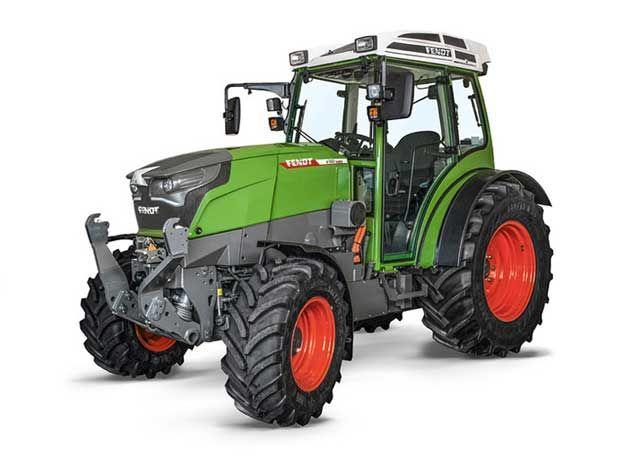 Fendt Vario E100: Un tractor eléctrico con batería de 100 kWh y cargador CCS Combo | forococheselectricos