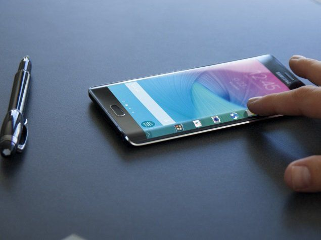 Samsung Galaxy S6 Will Have Swipe Finger Scanner with Diverse New Features - http://www.doi-toshin.com/samsung-galaxy-s6-will-swipe-finger-scanner-diverse-new-features/
