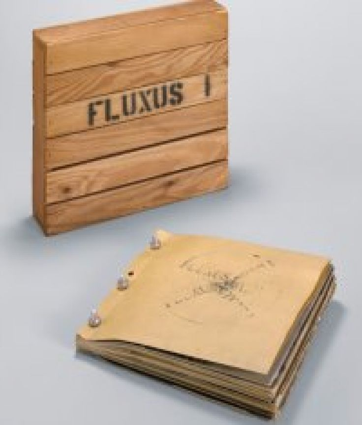 FluxBooks: From the Sixties to the Future