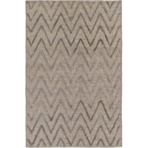 Surya MAE1005-913 Mateo 9' x 13' Rectangle Natural Fibers Hand Woven Natural Fib - gray