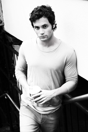 Penn Badgley - I'm probably old enough to be his mother, but dang!