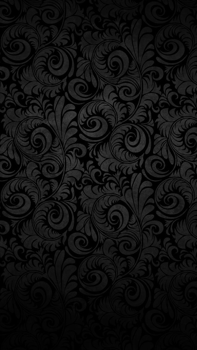 curly leaves iphone 5s wallpaper. Black Bedroom Furniture Sets. Home Design Ideas