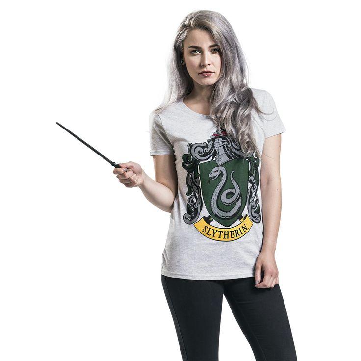 Slytherin Crest - T-Shirt by Harry Potter