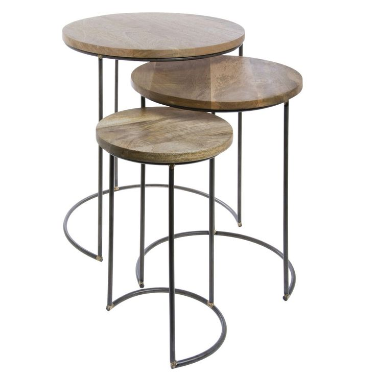 White Nesting Table For Retail Store ~ Best french industrial images on pinterest