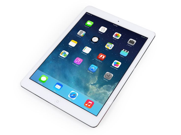It's never too early to start #holidaygiftshopping. Why not start it with something light? #iPadAir http://prrm.ws/1jMCeGi