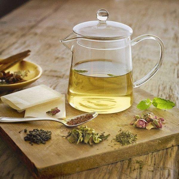 Щелочной чай из 24 трав