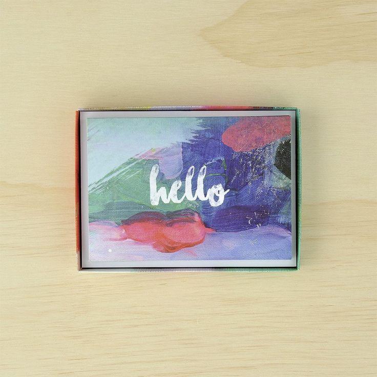 Card & Envelope Set - Artist