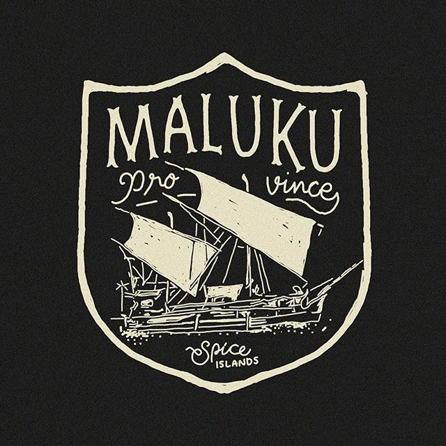 (19/34) Maluku or Moluccas is a province of Indonesia. It comprises the central and southern regions of the Maluku Islands. The main city and capital of Maluku province is Ambon on the small Ambon Island. • • • #maluku #ambon #vscocam #adventure #traveling #wanderlust #hurufraktur #typography #thedailytype #goodtype #typespire #handlettering #type #calligritype #actypist #calligraphy #lettering #design #graphicdesign #kaligrafina #handtype #ligaturecollective #belmenid #typeverything…