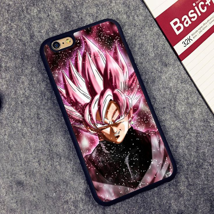 DRAGON BALL Z Super Saiyan God Son Goku Phone Case Skin Shell For iPhone 6 6S Plus 7 7 Plus 5 5S 5C SE Rubber Soft Housing Cover