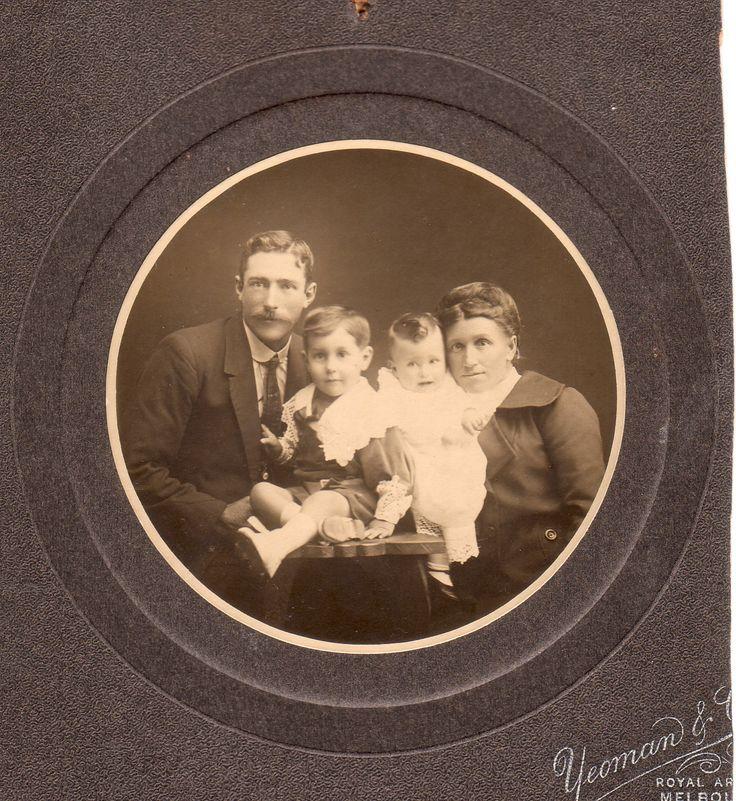 O'Brien #familyhistory