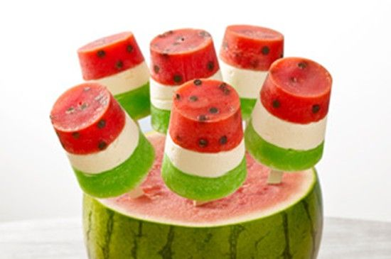 Summer time= watermelon time!