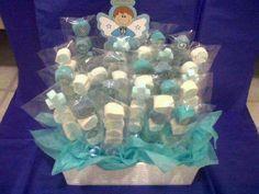Imagenes de arreglos de bautizo de niño - Imagui
