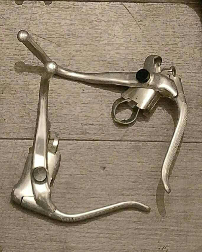 Weinmann brake levers