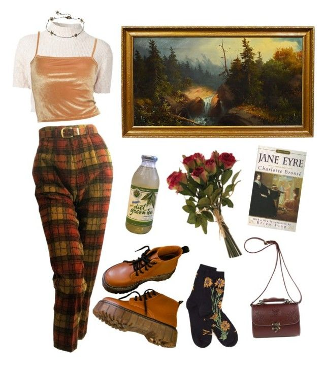"""beautiful and strange"" by hheeaarrtt on Polyvore featuring Rachel Comey, Maison De Morgana and orange"
