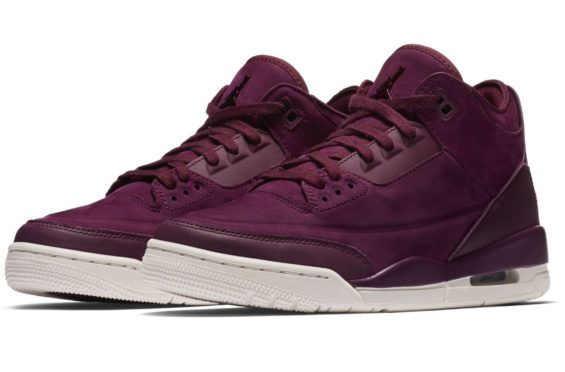 ce3adca32424 Official Images  Air Jordan 3 WMNS Bordeaux