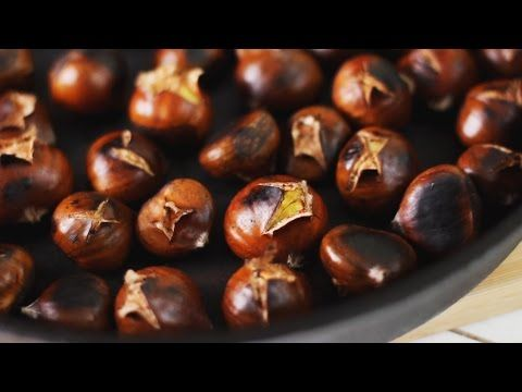 Roasted Chestnuts :: Home Cooking Adventure