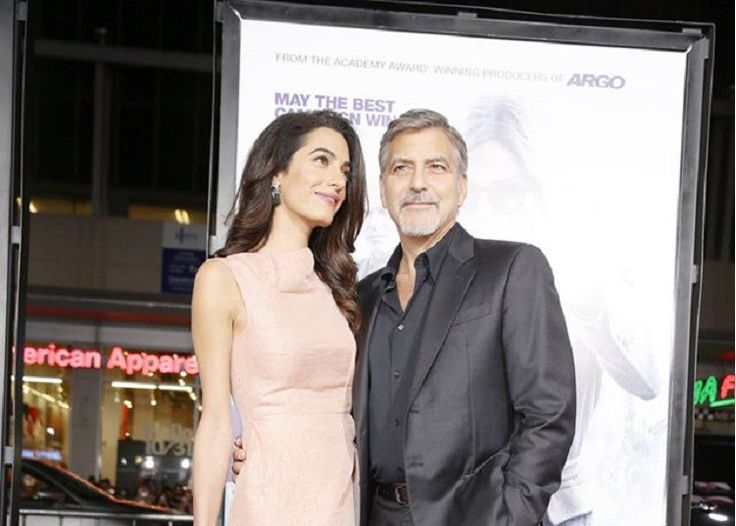 Amal Alamuddin and George Clooney News: Actor Wants 'Pregnant' Wife To Withdraw ISIS Case?