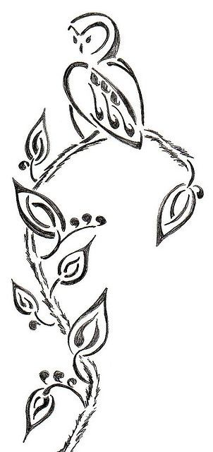 Owl Tattoo Sketch Tattoos | tattoos picture tattoo sketches