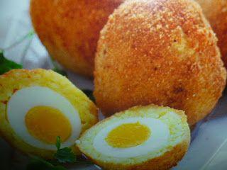 un mondo di ricette: ricette con le uova - fritte
