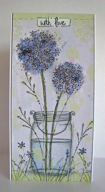 PaperArtsy: 2016 #10 Finishing Touches {By Kay Carley}