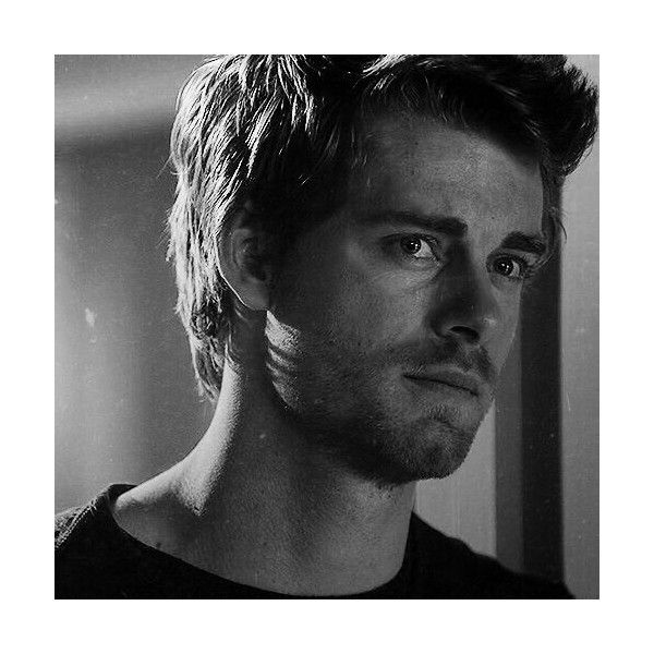 Story Inspiration ❤ liked on Polyvore featuring luke mitchell