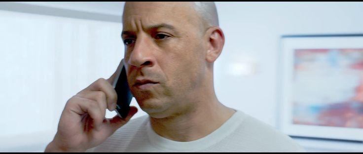 Vince Thermal Crew Neck Sweater as seen on Dominic Toretto in Furious 7   TheTake