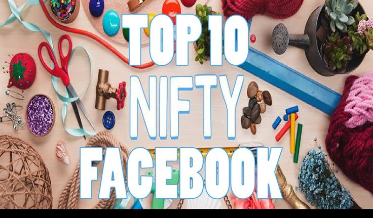 Nifty Facebook , Nifty Buzzfeed, #Nifty Videos