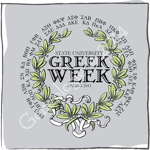 Geneologie | Greek Tee Shirts | Greek Tanks | Custom Apparel Design | Custom…