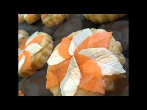 Gateau algerien mchekla en feuille amour de cuisine for Algerian cuisine youtube