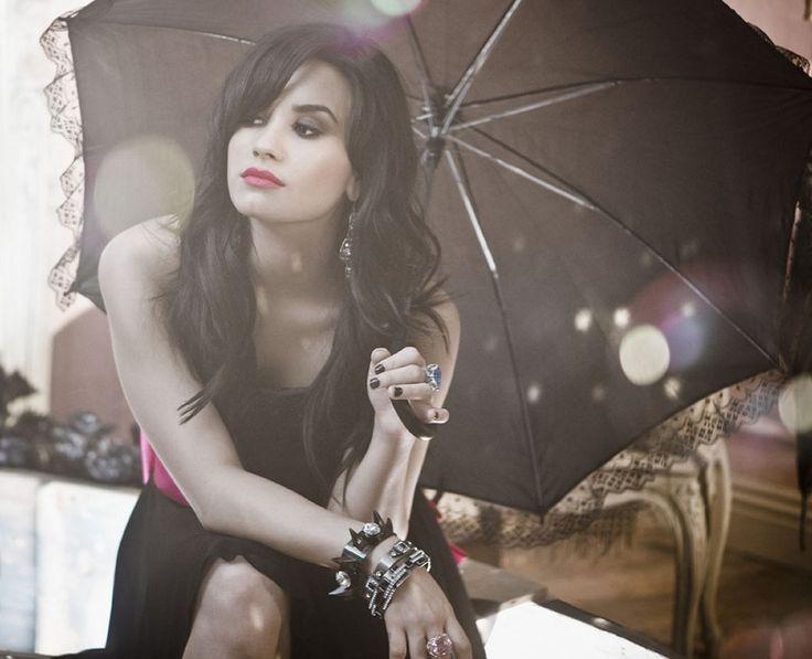 Demi Lovato Here We Go again Album Photoshoot
