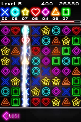 App Store - Glow Jeweled