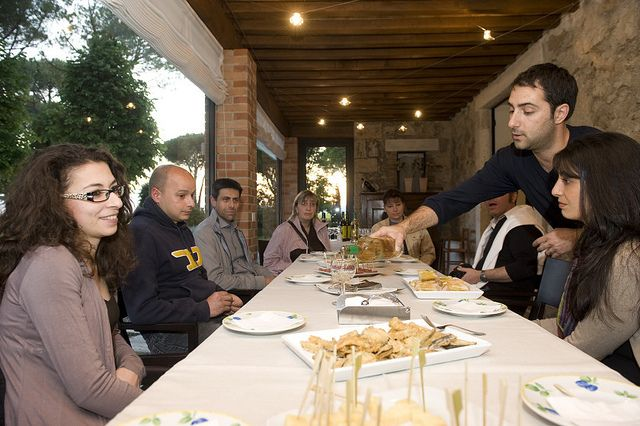 Degustazione dei nostri vini con Voiello! Maremma 042 by Pasta Voiello, via Flickr