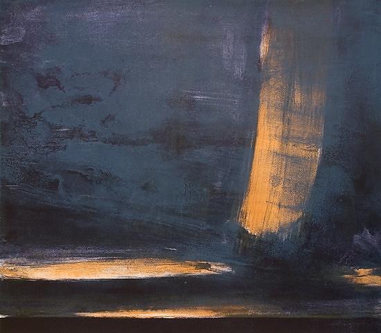Ørnulf Opdahl - Havet ved midnatt