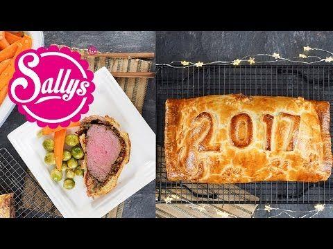 Beef Wellington / Rinderfilet mit Champignon-Farce im Teigmantel - YouTube