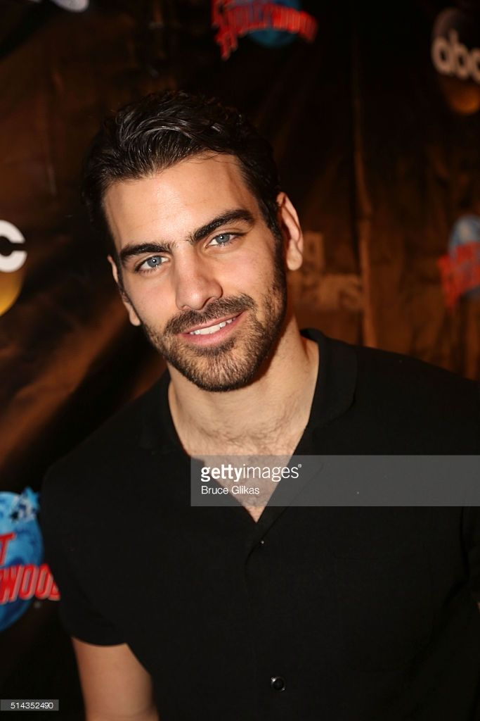 Nyle DiMarco poses at the 22nd Season Stars of ABC's 'Dancing With The Stars' cast announcement at Planet Hollywood Times Square on March 8, 2016 in New York City.