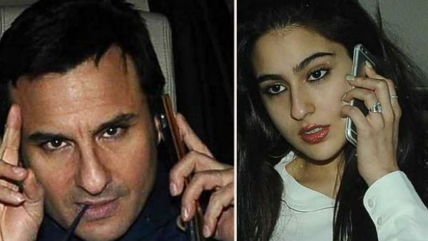 What!! Saif Ali Khan Doesn't Want Daughter Sara To Work In Bollywood?