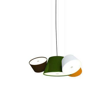 Marset tam tam mini hanglamp  Design:Fabien Dumas  Het ontwerp van de Tam Tam Mini hanglamp van Marset is echt briljant; een totaal nieuwe manier om naar traditionele hanglampen te kijken. Om de c...