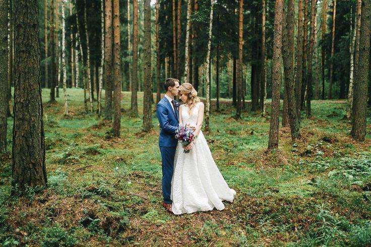 forest wedding свадьба в лесу