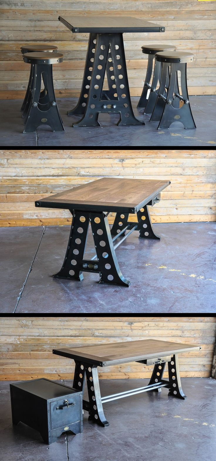 A Frame Table and Desk by Vintage Industrial in Phoenix, AZ