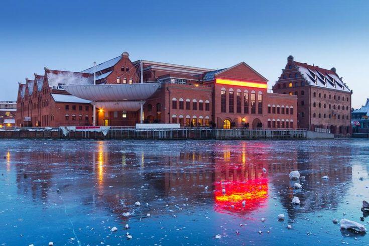 Polska Filharmonia Bałtycka / Polish Baltic #Philharmonic, #Gdansk