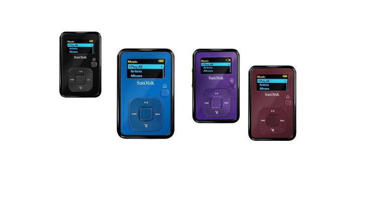 SanDisk Sansa Clip+ MP3 Player  #SanDisk #Sansa #MP3Player
